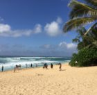 Sunset Point Beach Park, Oahu!