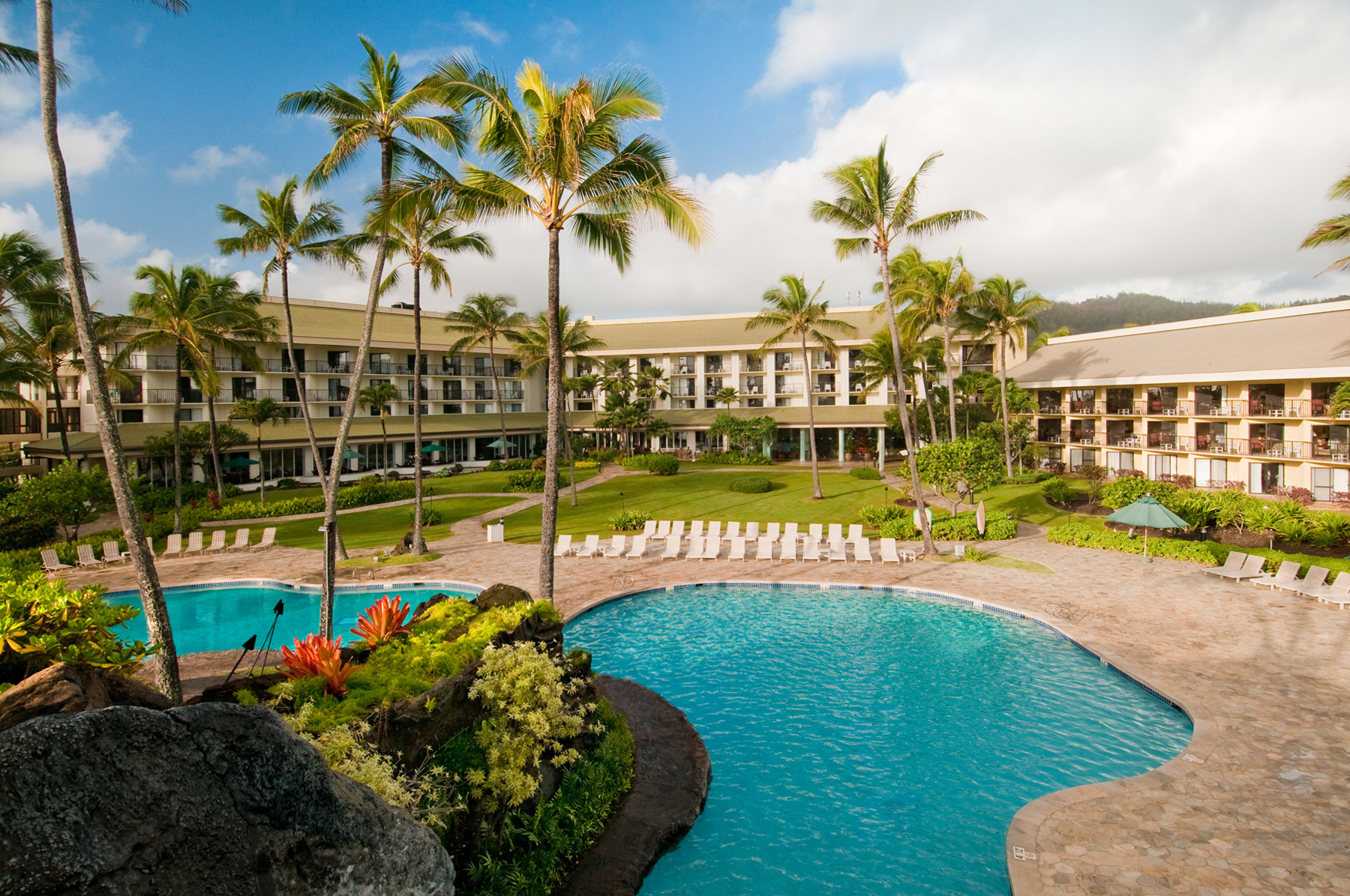 The Kauai Beach Resort