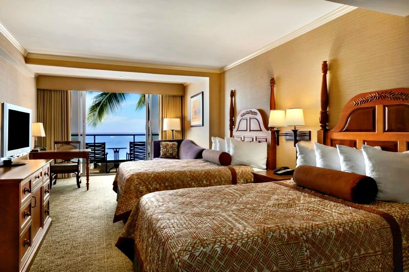 Outrigger-Waikiki-Oceanview-Room